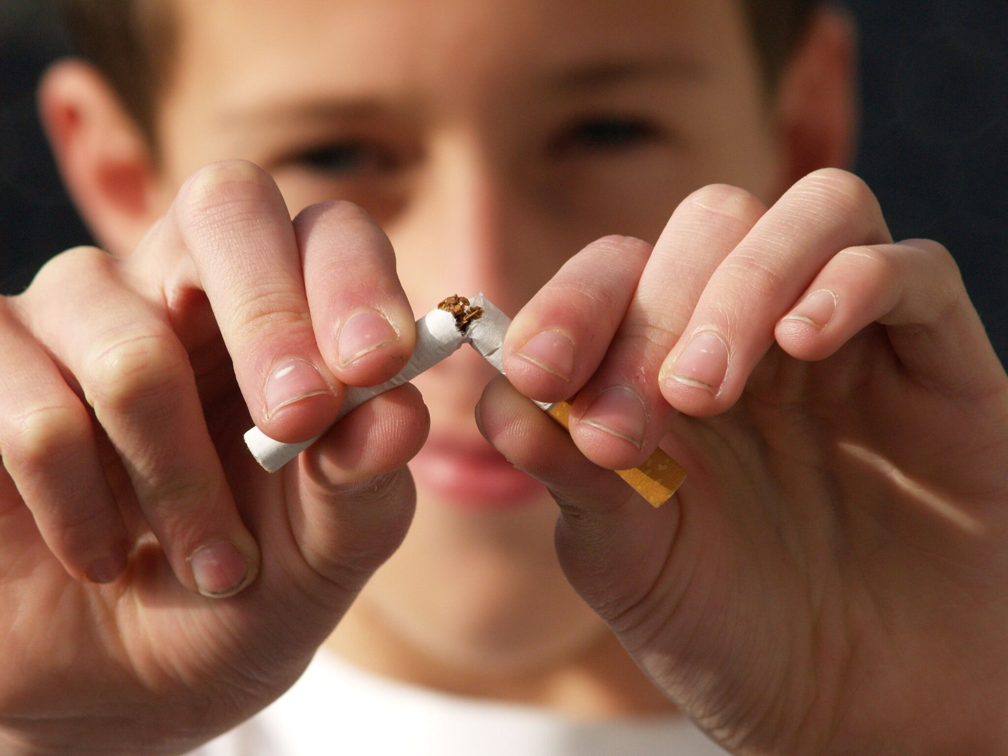 Tobacco & Your Teeth: The Risks of Chewing and Smoking